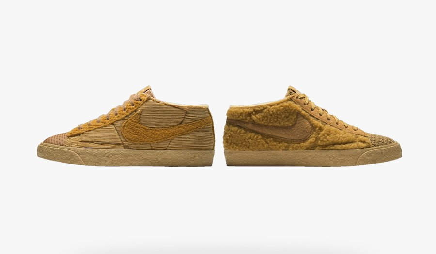 Nike Blazer CPFM Sponge By You Release Date