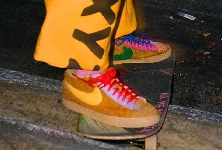 Nike Blazer CPFM Sponge By You Release Date