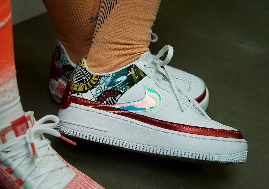 Nike China Hoop Dreams Air Force 1 Jester XX Release Date Info