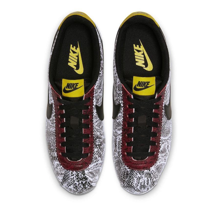 Nike Cortez Snakeskin Release Date Info