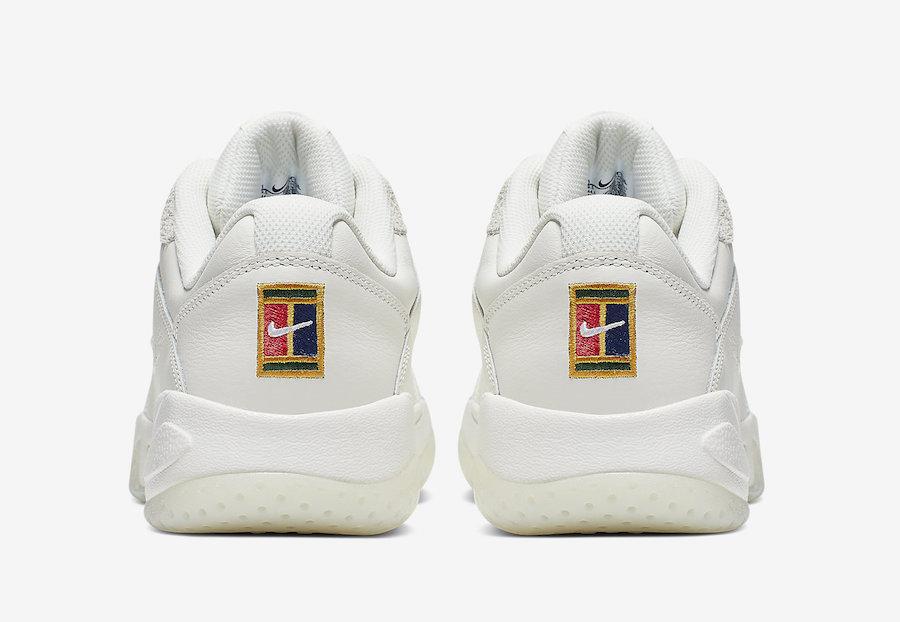 Nike Court Lite 2 Sail CJ6781-102 Release Date Info