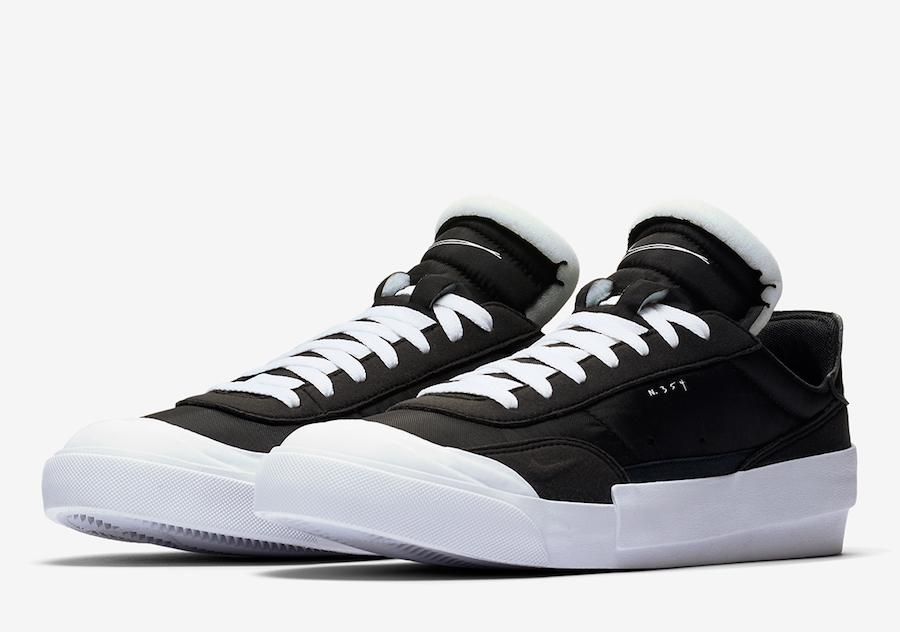 Nike Drop Type LX Black White AV6697-003 Release Date Info
