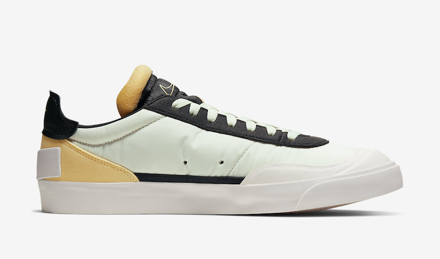 Nike Drop Type LX White Black Cream AV6697-101 Release Date Info