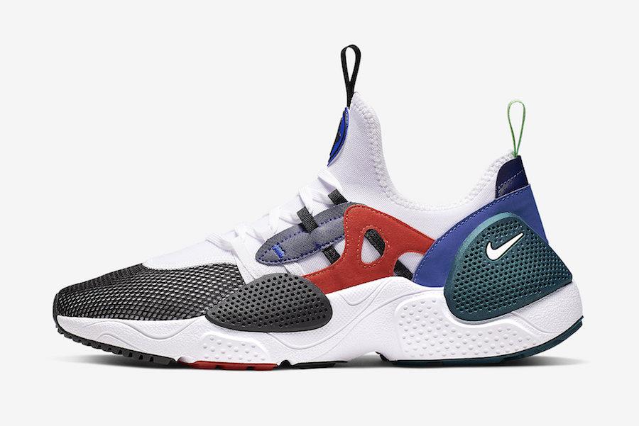 Nike Huarache EDGE TXT Water Duck Blue AO1697-403 Release Date Info