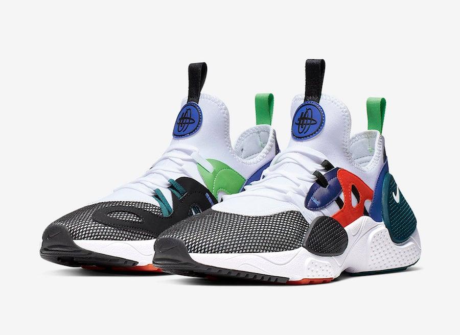 Nike Huarache EDGE TXT Water Duck Blue