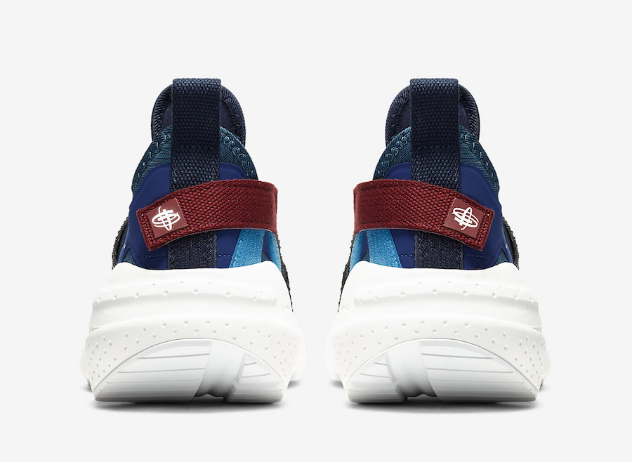 Nike Huarache Type Navy Blue BQ5102-400 Release Date Info