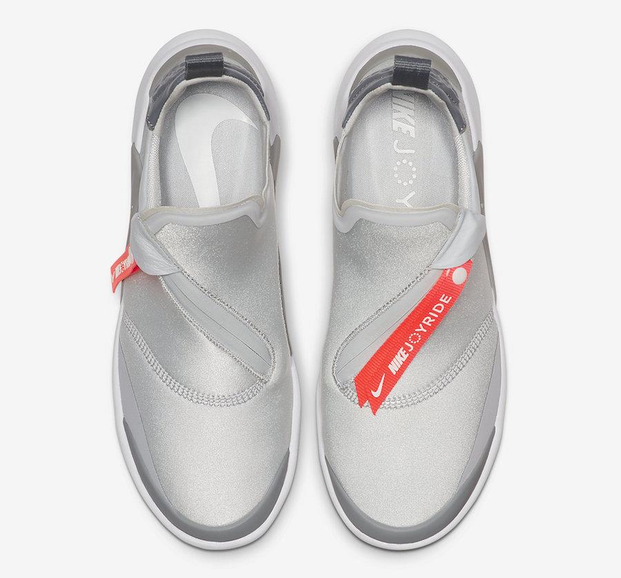 Nike Joyride Optik Pure Platinum AJ6844-004 Release Date Info