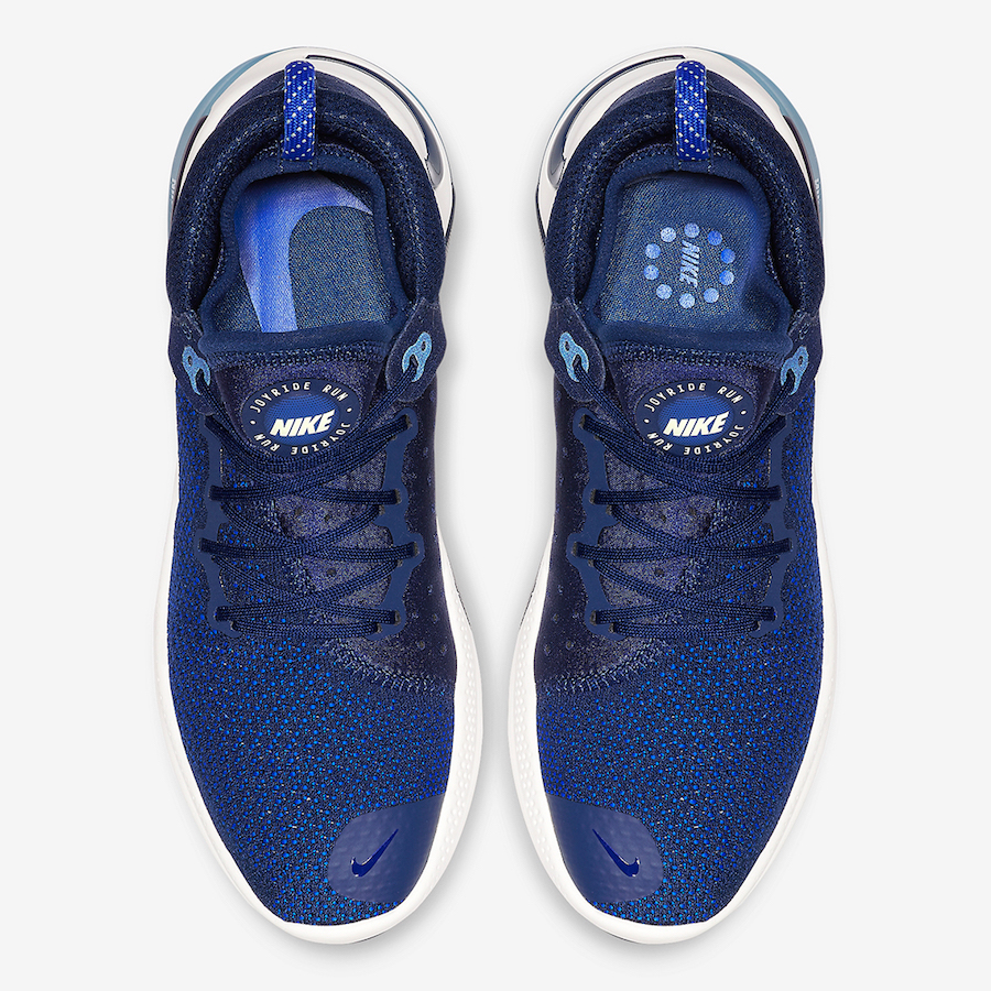 Nike Joyride Run Flyknit Racer Blue AQ2730-400 Release Date Info
