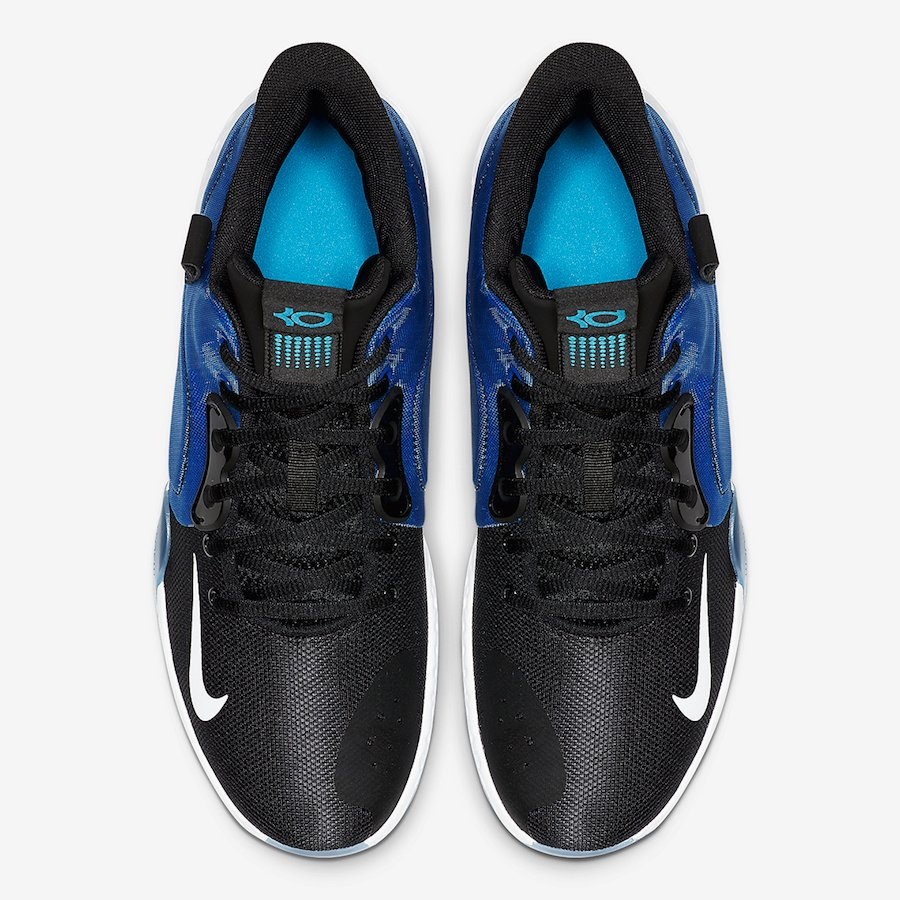 Nike KD Trey 5 VII Racer Blue AT1200-400 Release Date Info