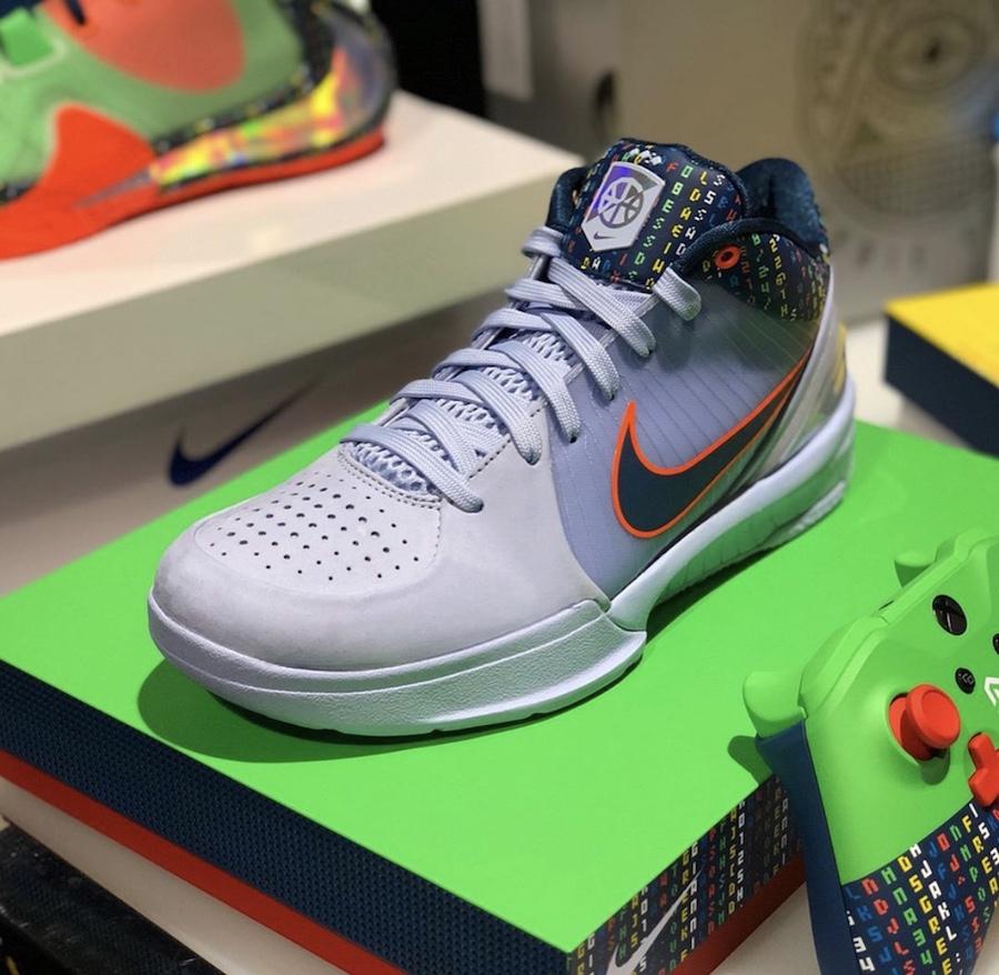 Nike Kobe 4 Protro Academy