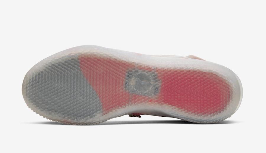 Nike Kobe AD NXT FF Vast Grey CD0458-001 Release Date Info