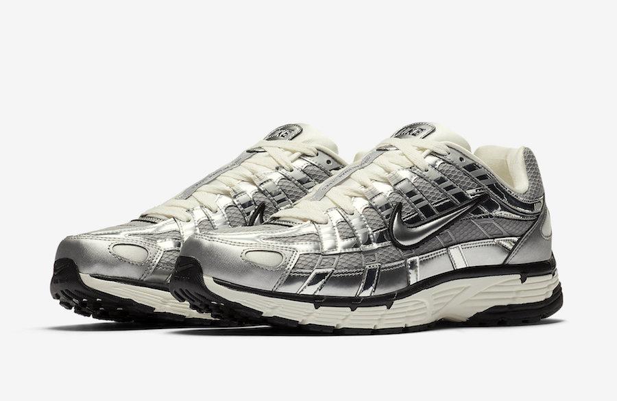 Nike P-6000 Metallic Silver CN0149-001 Release Date Info