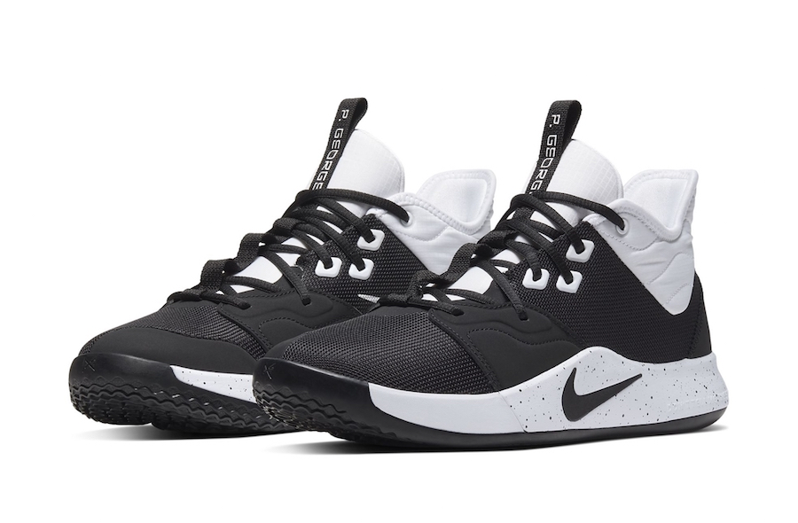 Nike PG 3 Team Bank Black Release Date Info