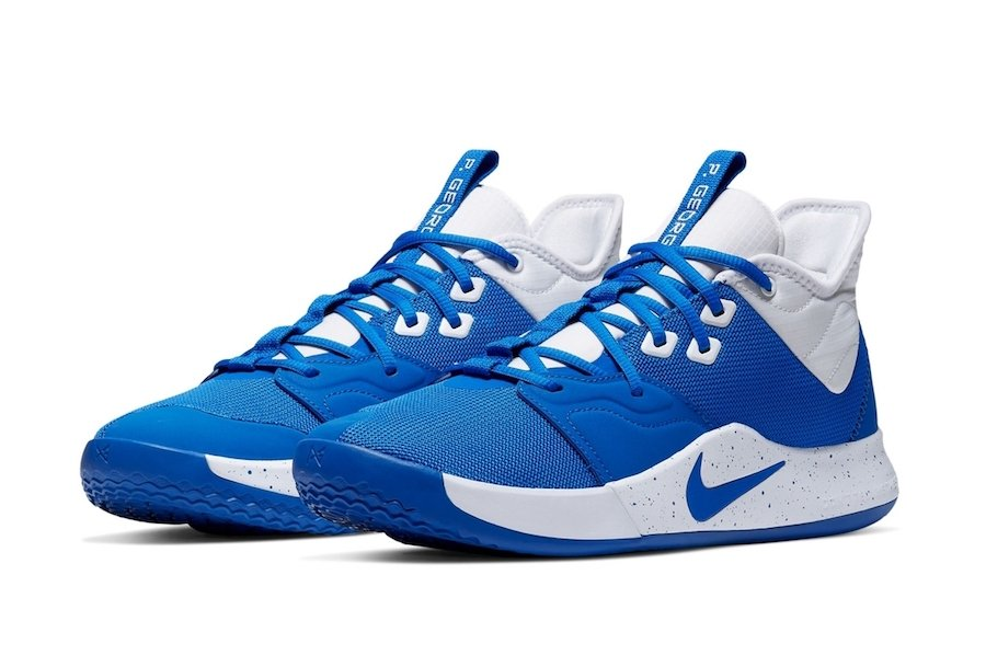 Nike PG 3 Team Bank Blue Release Date Info
