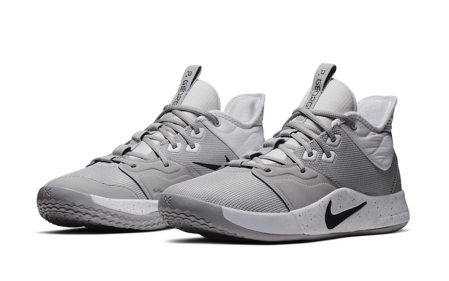 Nike PG 3 Team Bank Grey Release Date Info