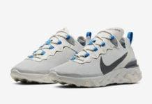 Nike React Element 55 Light Bone CQ4809-002 Release Date Info