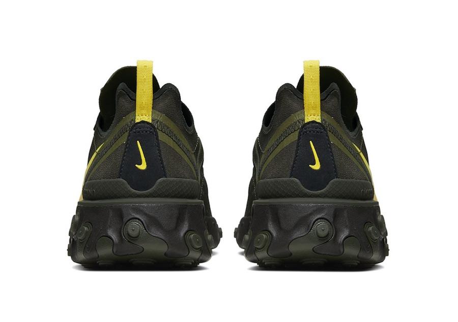 Nike React Element 55 Oregon Ducks Release Date Info