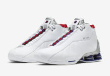 Nike Shox BB4 Raptors CD9335-100 Release Date