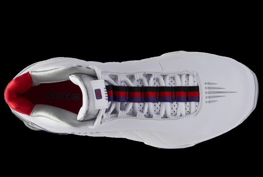 Nike Shox BB4 Toronto Raptors CD9335-100 Release Date Info