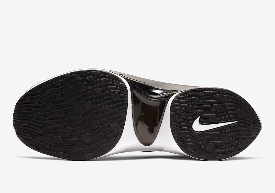 Nike Signal D/MS/X Black White AT5303-002 Release Date Info