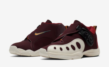 Nike Zoom GP Night Maroon AR4342-600 Release Date Info