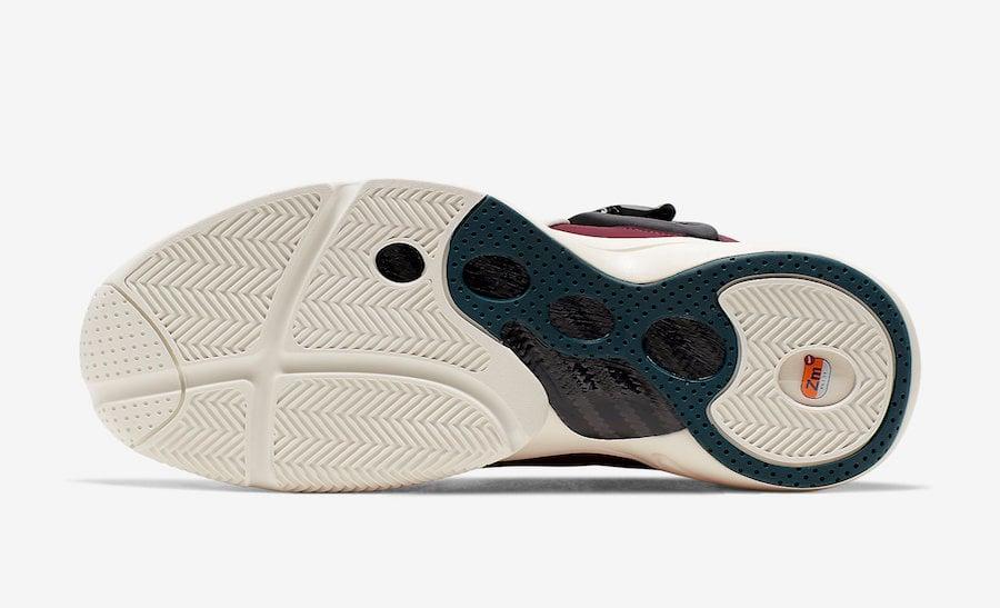 Nike Zoom GP Night Maroon AR4342-600 Release Date Info