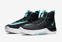 Nike Zoom Rise Tiffany BQ5467-001 Release Date Info