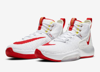 Nike Zoom Rise White Red Yellow BQ5467-100 Release Date Info