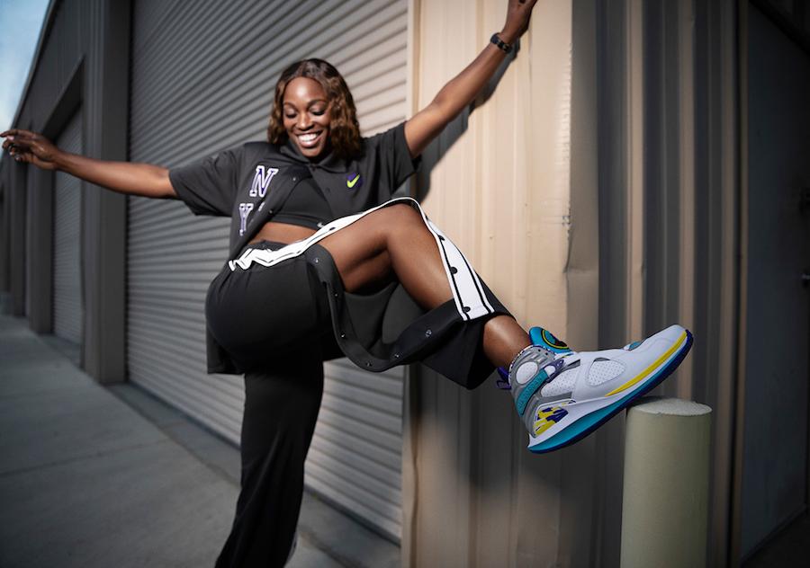 NikeCourt Air Jordan 8 White Aqua Release Date Info