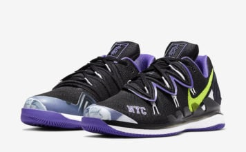 NikeCourt Air Zoom Vapor X Kyrie 5 NYC BQ5952-002 Release Date