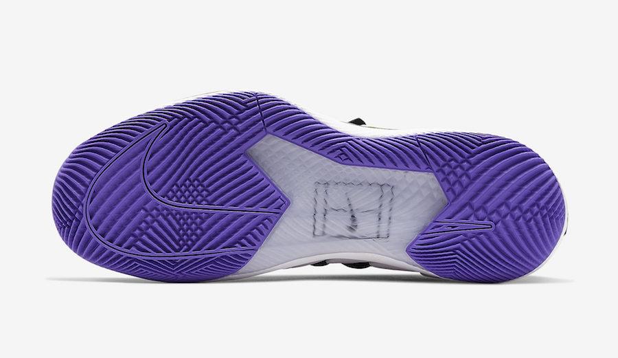 NikeCourt Air Zoom Vapor X Kyrie 5 NYC BQ5952-002 Release Date