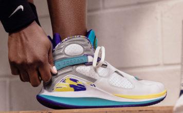 NikeCourt Air Zoom Zero Air Jordan 8 White Aqua Release Date