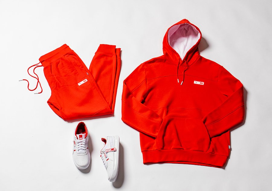 Nipsey Hussle Puma TMC Collection