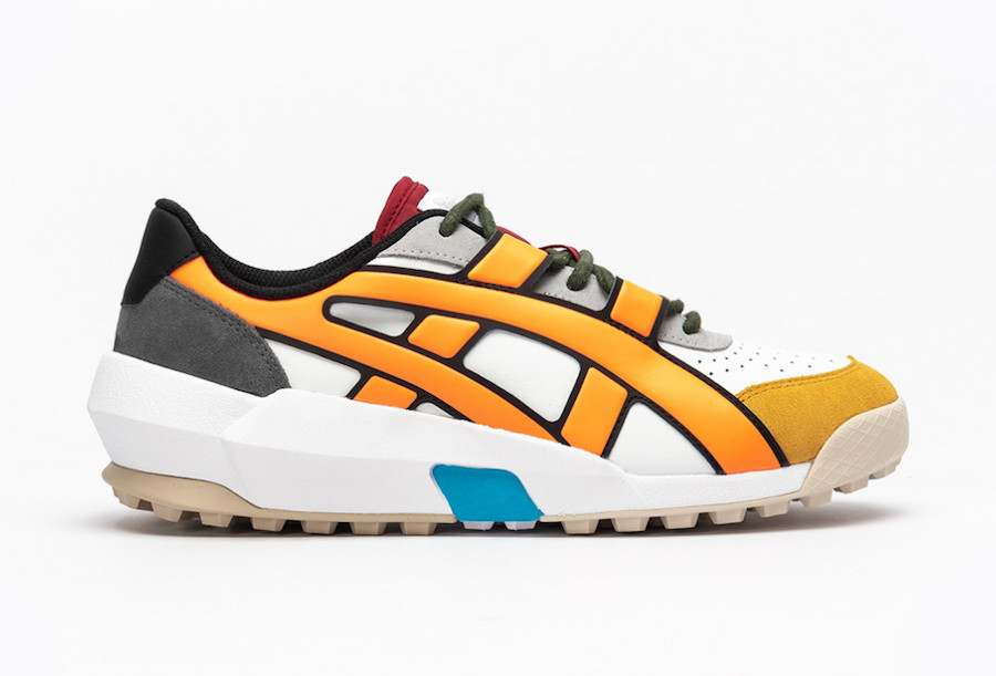 Onitsuka Tiger Big Logo Trainer Release Date Info