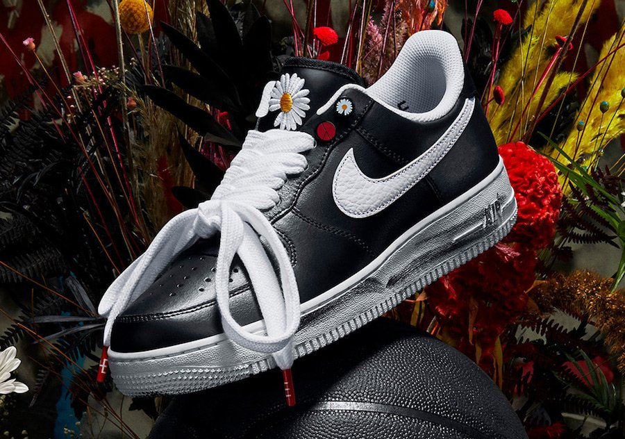 PEACEMINUSONE Nike Air Force 1 Para-noise Release Date