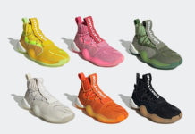 Pharrell adidas Crazy BYW X 2019 Release Date Info