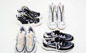 Sacai Nike LDWaffle Blazer Mid Release Date Info