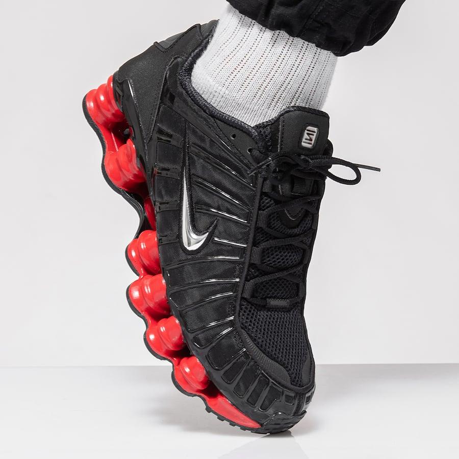 Skepta Nike Shox TL CI0987-001 Release