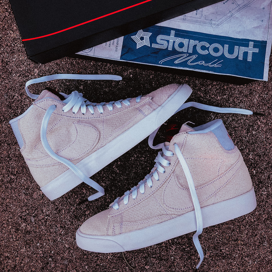 Stranger Things Nike Blazer Mid Starcourt Mall Release Date Info