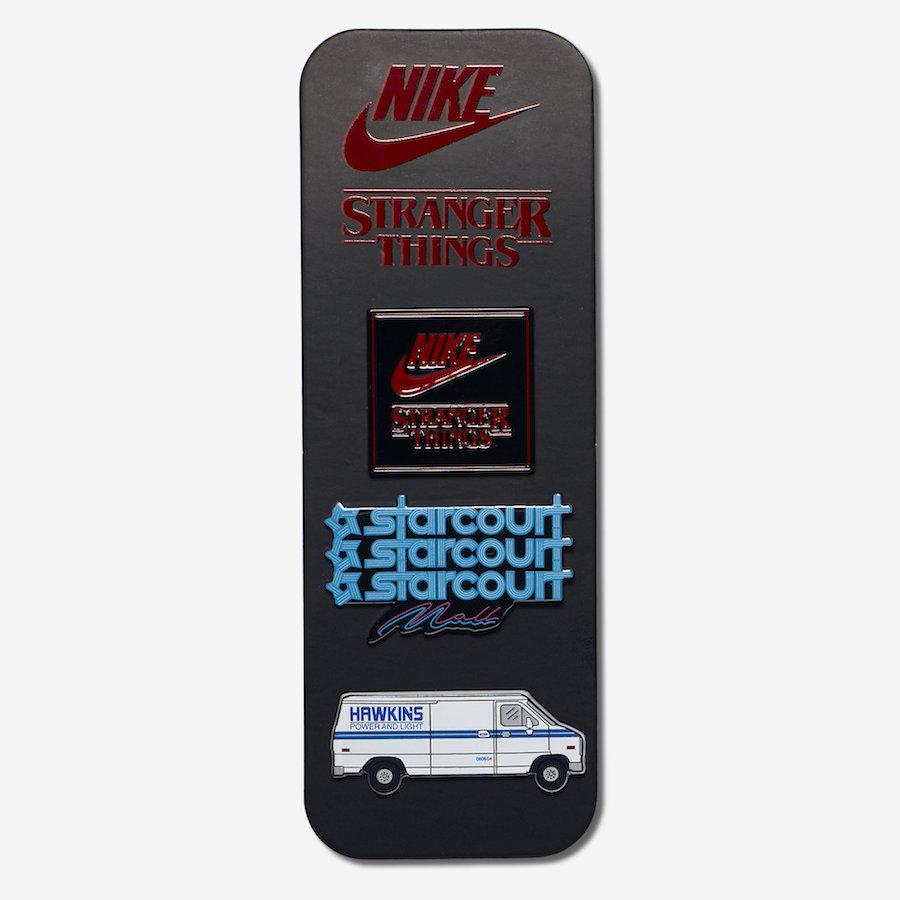 Stranger Things Nike Cortez Upside Down CJ6107-100 Release Date Info