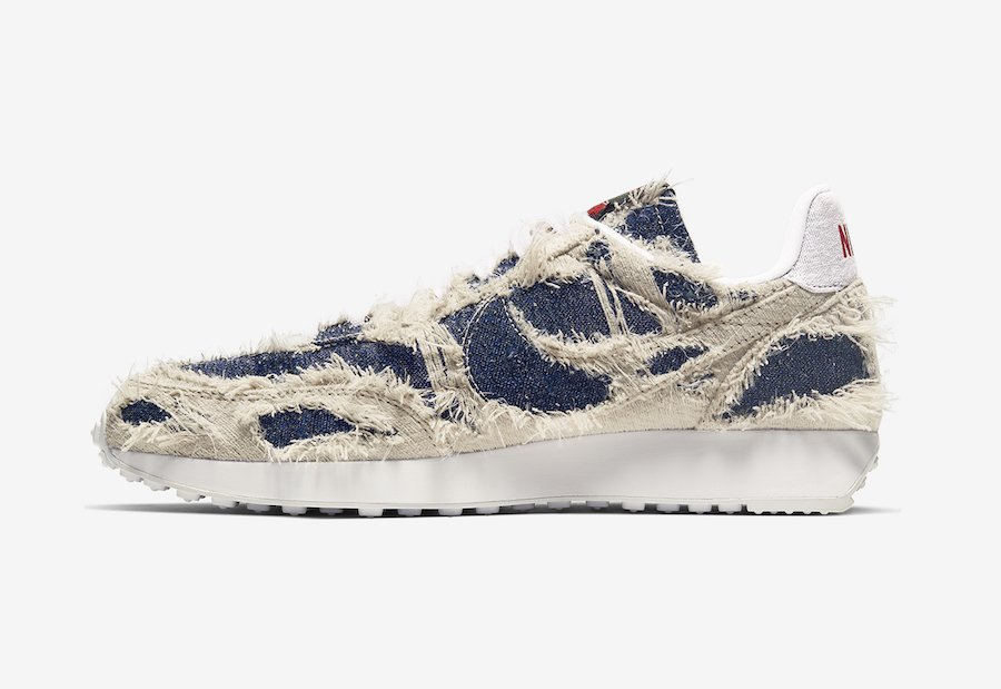 Stranger Things Nike Tailwind Upside Down CJ6110-100 Release Date Info