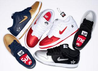 Supreme Nike SB Dunk Low 2019 Release Date