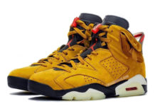 Travis Scott Air Jordan 6 Yellow Cactus Jack Release Date Info