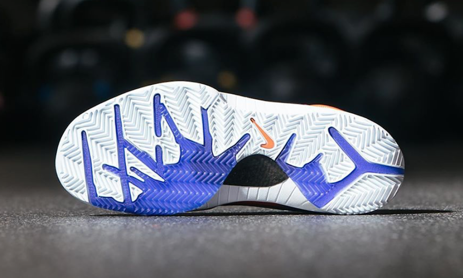 Undefeated Nike Kobe 4 Protro Suns Devin Booker CQ3869-800 Release Date