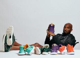 Undefeated x Nike Kobe 4 Protro Birthday Pack