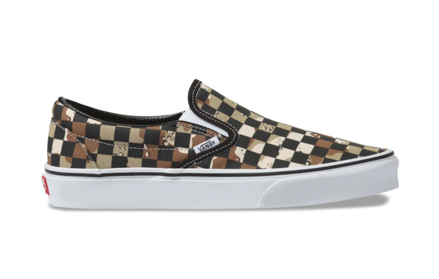 Vans Camo Check Pack Release Date Info