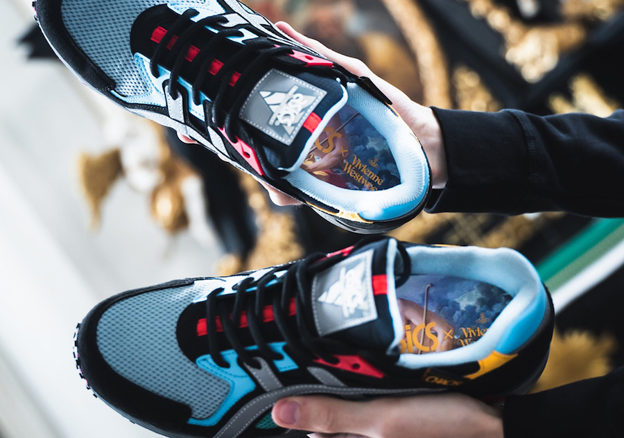 Vivienne Westwood Asics Tiger Release Date Info