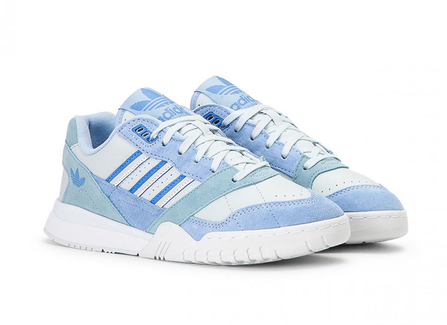 adidas AR Trainer Glow Blue EE5410 Release Date Info | SneakerFiles