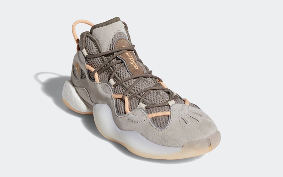adidas Crazy BYW 3 III Brown EE6008 Release Date Info