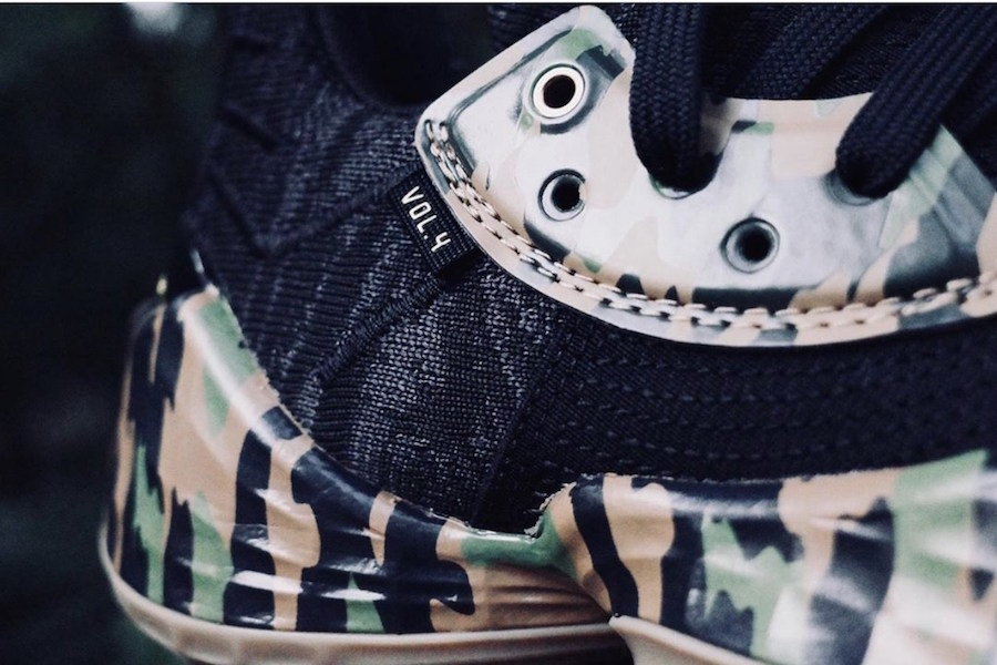 adidas Harden Vol. 4 Camo Release Date Info